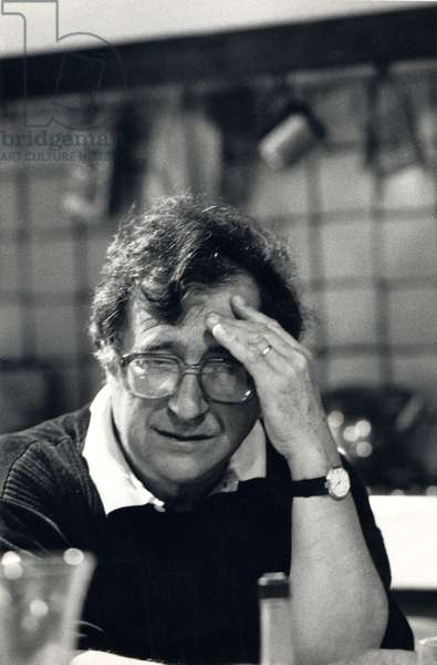 Luciano Berio in Radicondoli