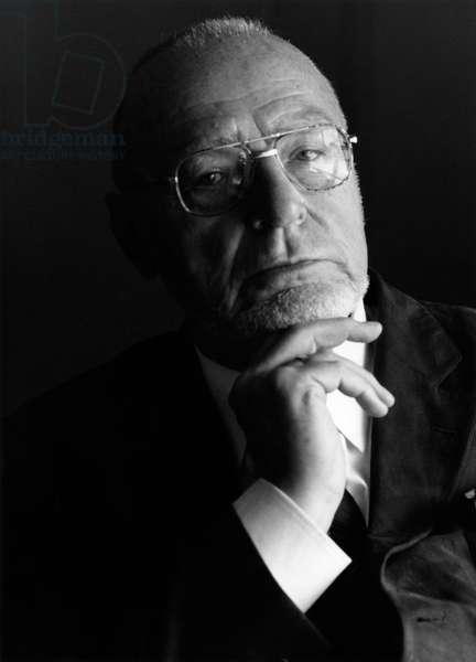 Michael Gielen - portrait