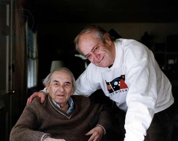 Nicolas Slonimsky and Ernest