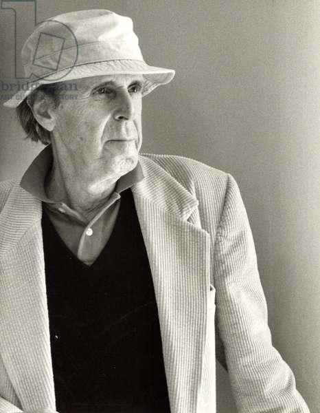Earle Brown in San