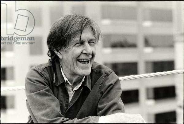 John Cage portrait March