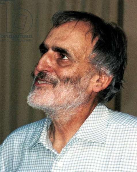 Helmut Lachenmann - portrait