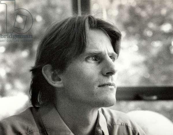 Steven Mackey  portrait