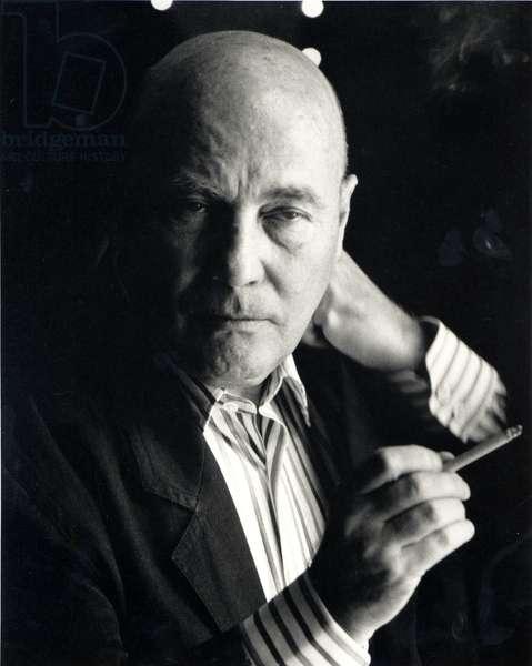 Hans Werner Henze in