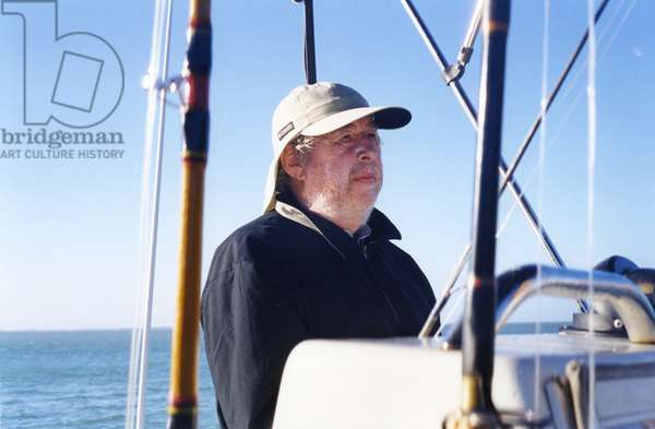 Harrison Birtwistle fishing