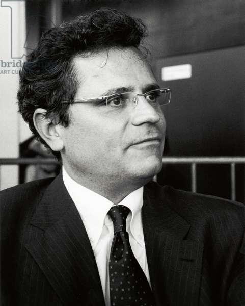 Michael Haefliger - portrait