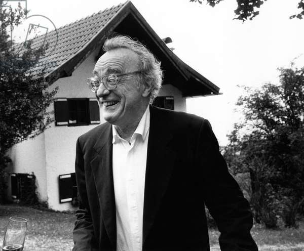 Alfred Brendel in Salzburg