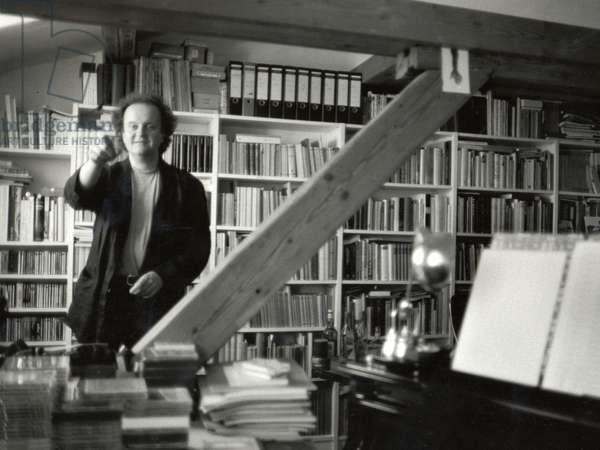 Wolfgang Rihm  in