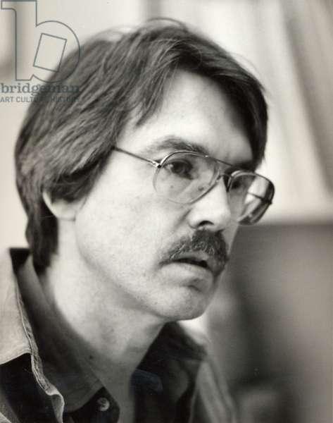 John Harbison portrait