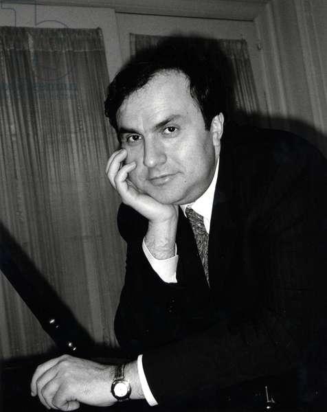 Yefim Bronfman at the