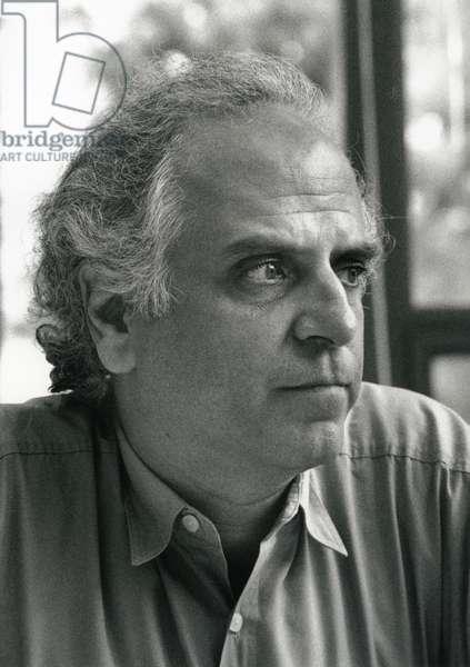 Paul Lansky at Princeton