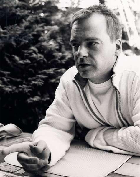 Jonathan Nott - portrait