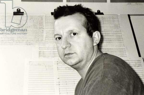 Mark-Anthony Turnage 1998 Composing