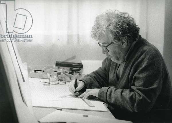 BIRTWISTLE Harrison Composing