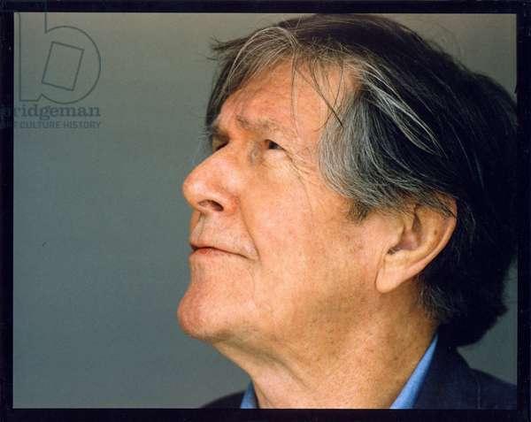 John Cage in 1987