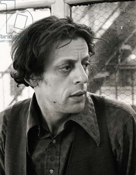 Philip Glass - portrait