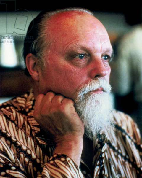 Lou Harrison - portrait