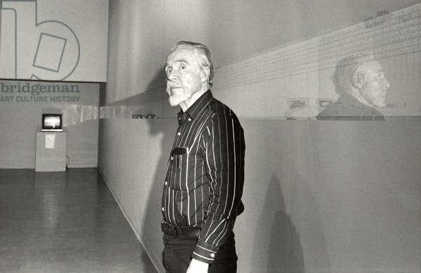 Conlon Nancarrow at Otis-Parsons