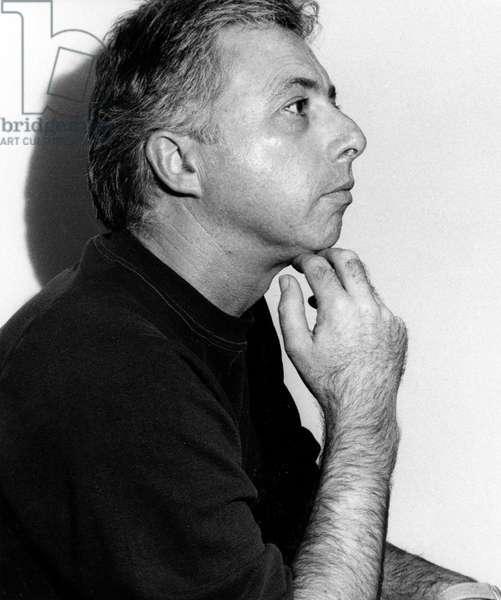 Harold Budd - portrait