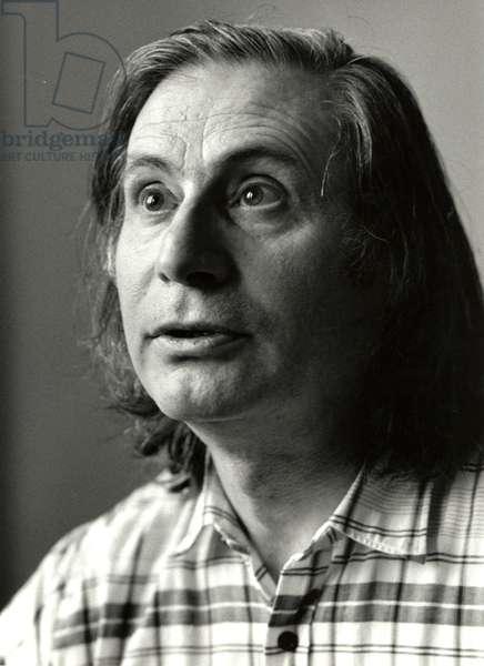 Alfred Garyevich Schnittke portrait