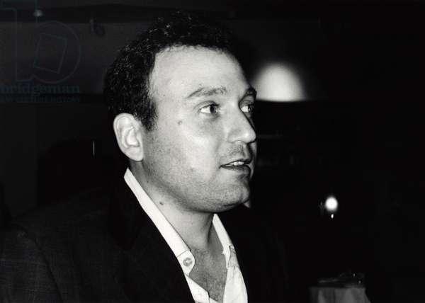 Derek Bermel - portrait