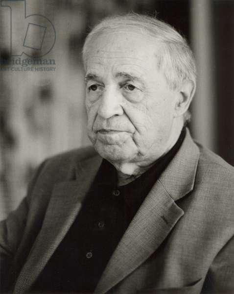 Pierre Boulez - portrait