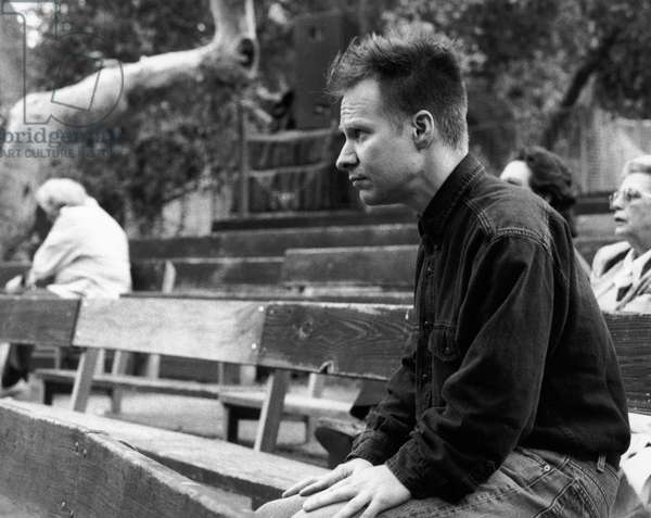 Peter SELLARS photographed in