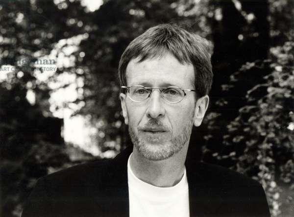 Gerd Kühr - portrait