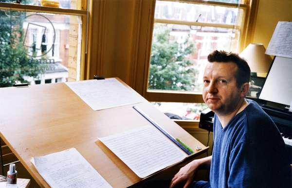 Mark-Anthony Turnage composing London