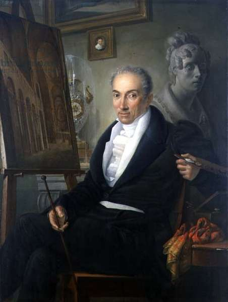 Portrait of Joseph Borsato