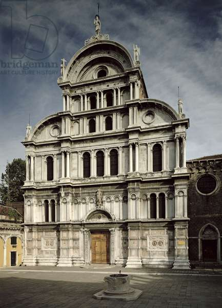 The Church of San Zaccaria, 1480-1500 (photo)