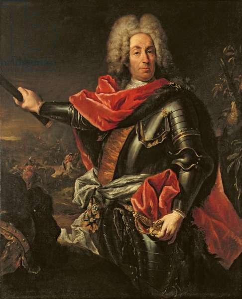 General Count Johann Matthias von der Schulenburg