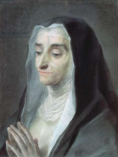 Sister Maria Caterina, 1732 (pastel)