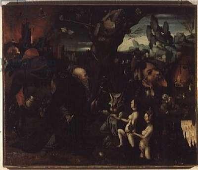 Temptation of St. Anthony (panel)