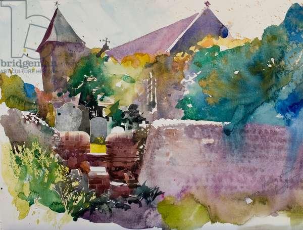 Wittering church