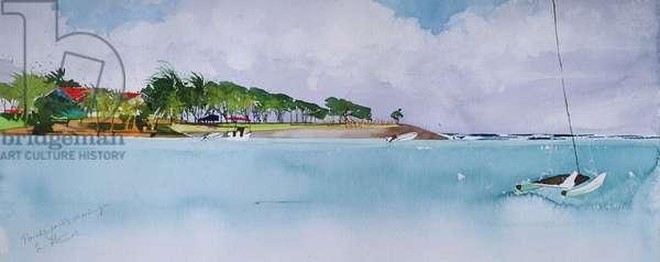 Point Jacob, Martinique