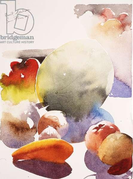 Fruit, Aschau, 2000