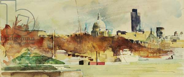 London river no1. 1998