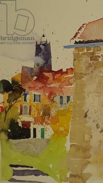 Clocher, Languedoc. 2002