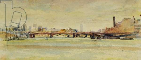 London river no 2. 1998