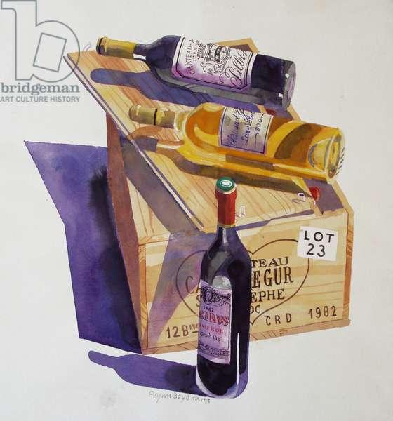 Lot 23, c.1980-99 (watercolour)