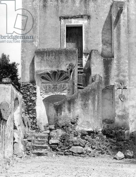 Hazienda, Mexico, c.1926 (b/w photo)