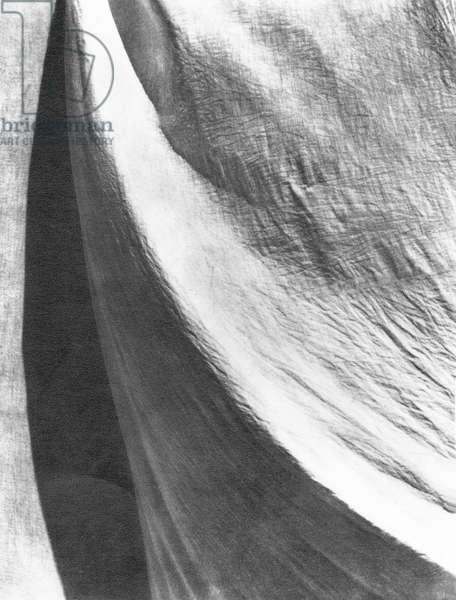 Cloth, Mexico, 1924 (b/w photo)