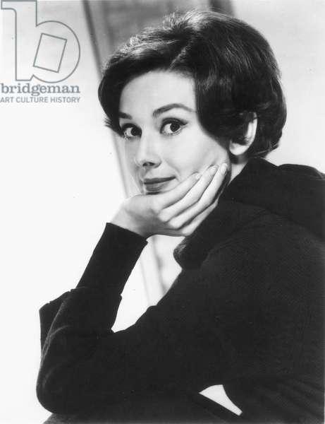 AUDREY HEPBURN (1929-1993) American (Belgian-born) actress.