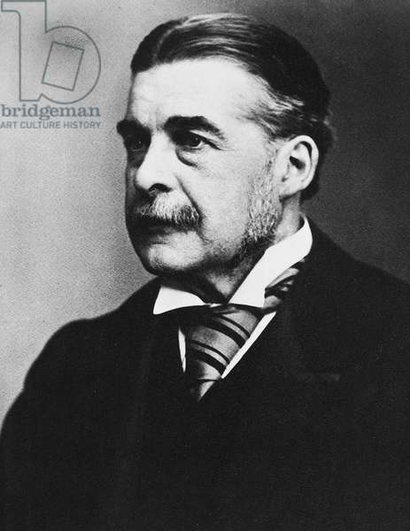 ARTHUR SEYMOUR SULLIVAN (1842-1900). English composer, organist and choirmaster. Photographed in 1891.