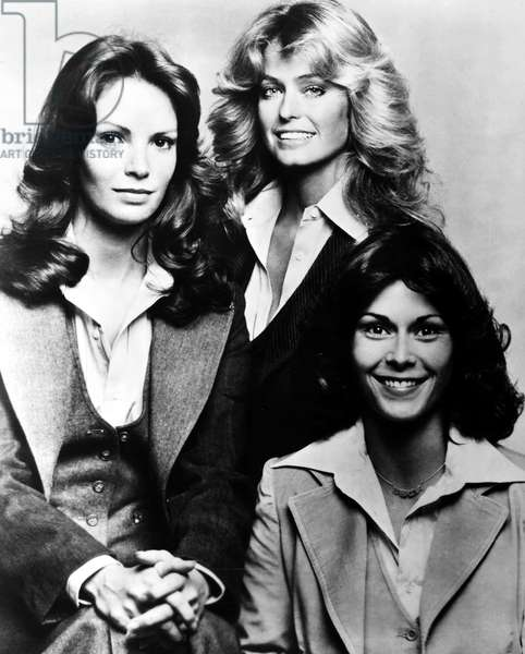TV: CHARLIE'S ANGELS American television still, c.1976.