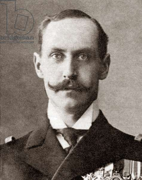 HAAKON VII (1872-1957) King of Norway, 1905-1957. Photograph, early 20th century.