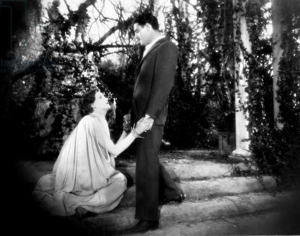 FLESH AND THE DEVIL, 1927 Greta Garbo and John Gilbert in 'Flesh and the Devil,'1927.