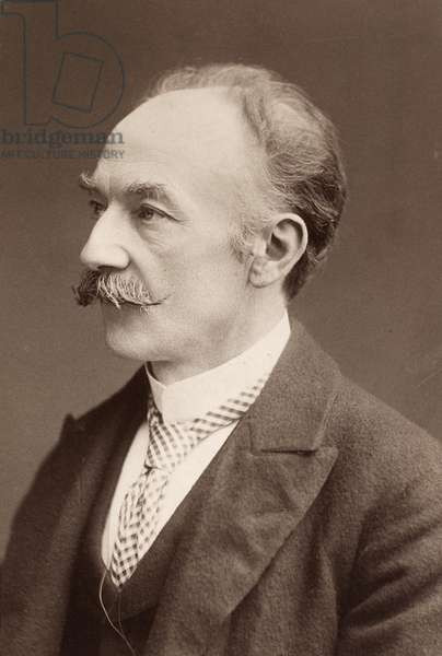 THOMAS HARDY (1840-1928) English novelist.