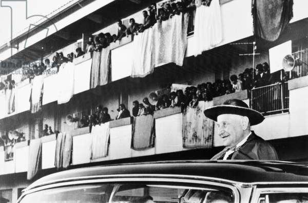 JOHN XXIII (1881-1963) Pope, 1958-1963.